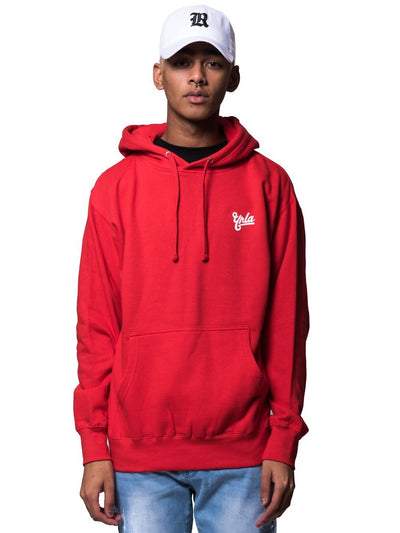 Young and Reckless Mens - Tops - Hoodies Huckster Hoodie - Red