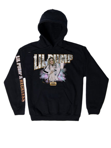 Lil Pump X Reckless Esskeetit Hoodie - Black