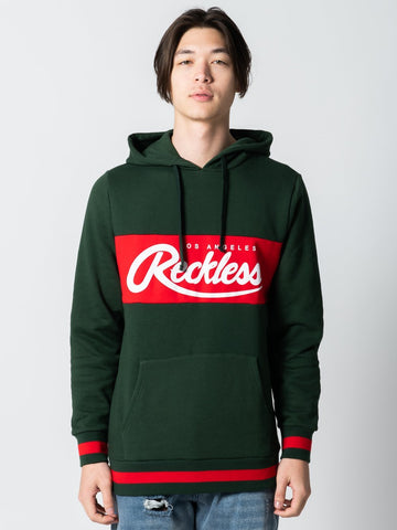 Opulent Hoodie - Forest Green