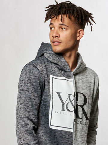 Spectre Hoodie- Heather Grey
