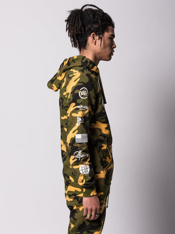 Unlimited Hoodie - Camo