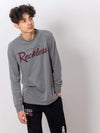 Young and Reckless Mens - Tops - Long Sleeve - OG Reckless Long Sleeve - Grey