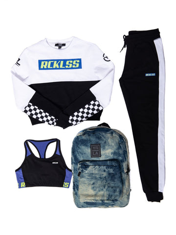 Young and Reckless Womens - Bundles Melrose Bundle - Black
