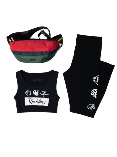 Young and Reckless Womens - Bundles Quatro Bundle- Black XS / XS / BLACK