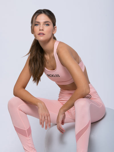 Young and Reckless Womens - Sets Blush Activewear Set