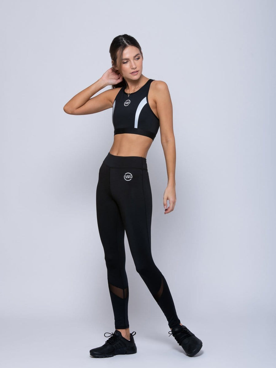 Midnight Activewear Set