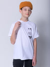 Young & Reckless Boys Youth - Tees - Graphic Tee RGB Youth Tee - White