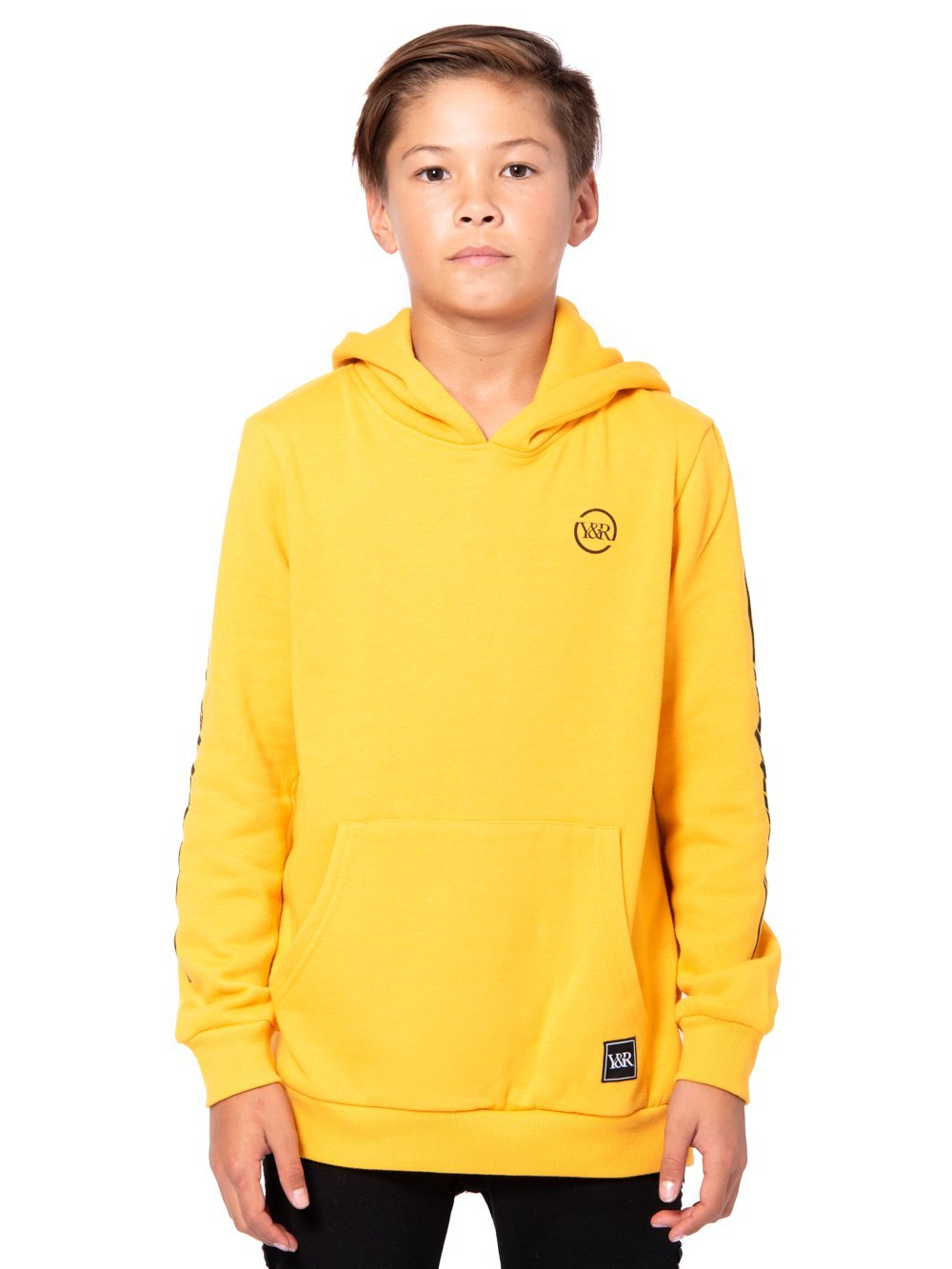 Young   Reckless Boys Youth - Tops - Hoodies Youth Racer Hoodie - ... e037dfec5