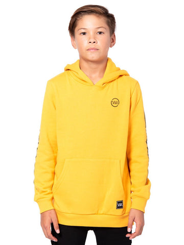 Young & Reckless Boys Youth - Tops - Hoodies Youth Racer Hoodie - Gold