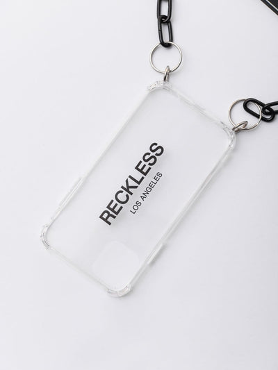 Young & Reckless Mens - Accessories Classic iPhone Case - Clear