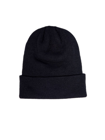 Young & Reckless Mens - Headwear - Beanie OG Reckless Beanie - Black/Burgundy