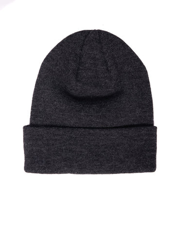 Young & Reckless Mens - Headwear - Beanie Reckless AF Beanie - Charcoal