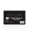 Young & Reckless Y&R Gift Card - Black Card $300.00