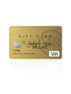 Young & Reckless Y&R Gift Card - Gold Card $25.00