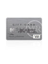Young & Reckless Y&R Gift Card - Platinum Card $150.00