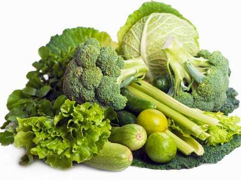 green vegetable cleanse