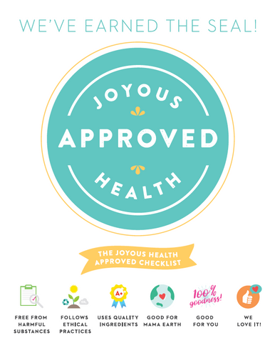 joyous health approved