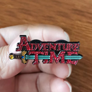 Adventure Time Pin