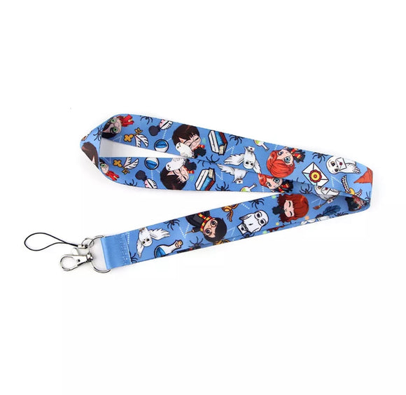 Kid Wizard Lanyard