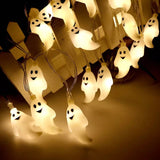 Spooky Ghost Fairy Lights