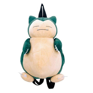 Snorlax Plush Backpack