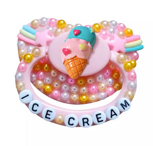 Ice Cream Adult Pacifier