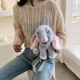 DDLGVERSE Dumbo Plush Bag