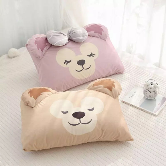 DDLGVERSE Stellalou Pillowcases Shelliemay and Duffy