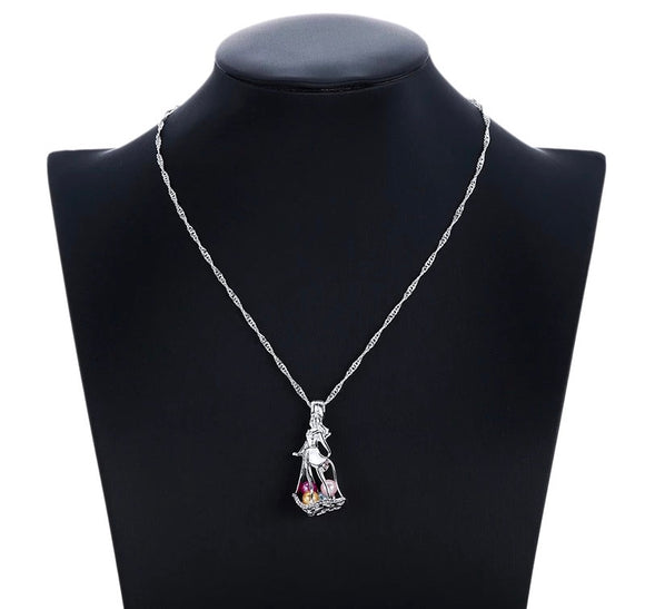 Aurora Jewelled Necklace
