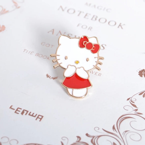 Classic Hello Kitty Pin
