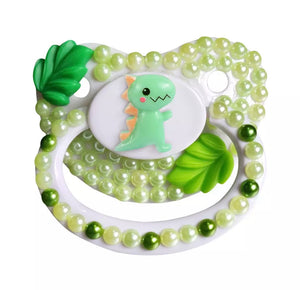 Little Dino Adult Pacifier