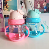 Cartoon Kitty Sippy Cup
