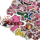 Gory Bear Stickers
