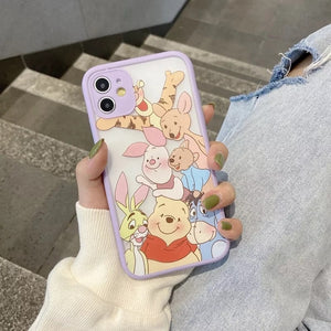 Pastel Character iPhone Cases