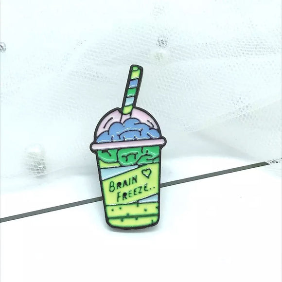 Brain Freeze Pin