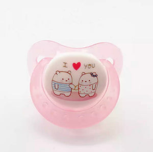 'I Love You' Adult Pacifier