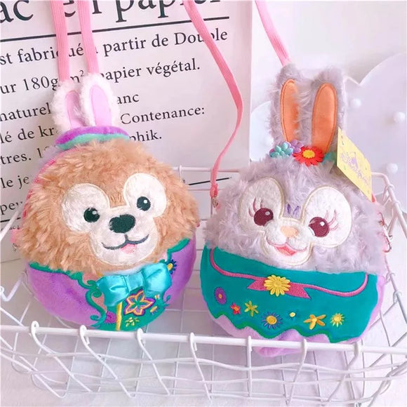 DDLGVERSE Stellalou Plush Bags Bear and Bunny