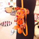 DDLGVERSE Mickey Mouse Bags Big Orange