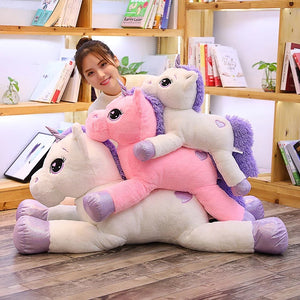 Giant Unicorn Plushies