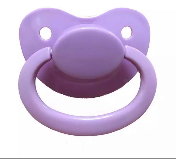 Lilac Adult Pacifier