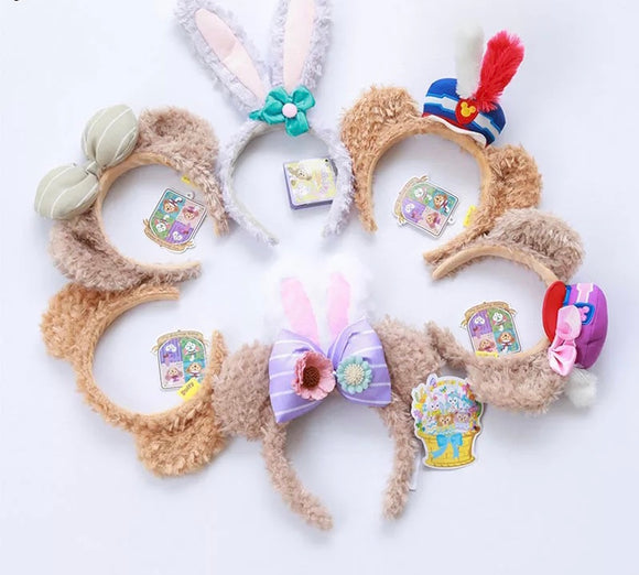 Duffy and Friends Headbands