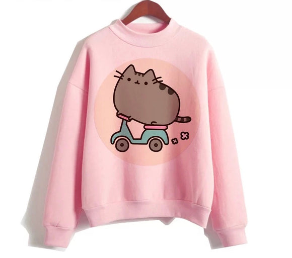 Scooter Pusheen Sweater