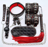 Luxury 7pcs Bondage Set