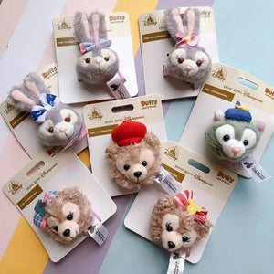 Duffy and Friends Hair Slides