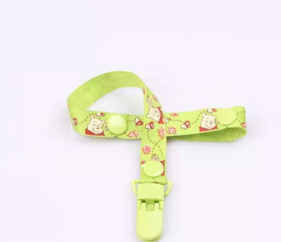Winnie the Pooh Pacifier Clip