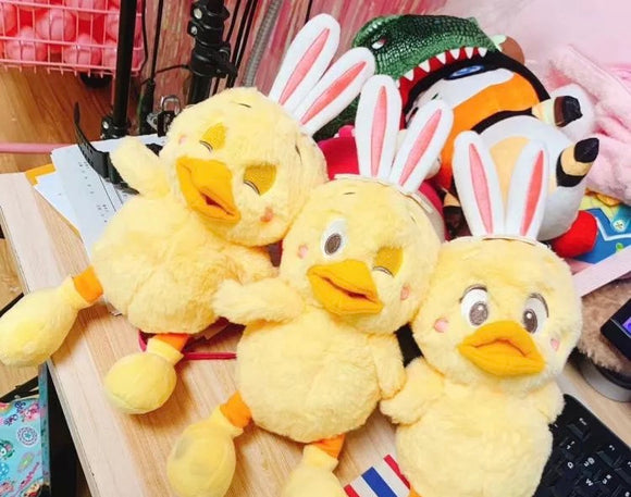 Easter Duck Plushies