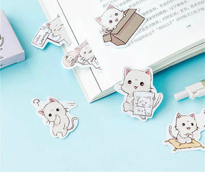 Kitten Stickers