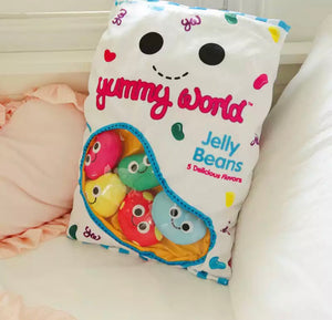 Bag of Jelly Bean Plushies