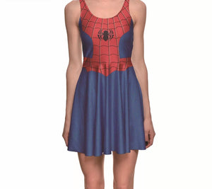 Spider-Man Dress