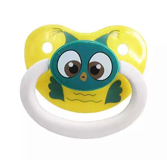 Owl Adult Pacifier